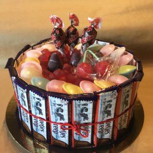 RETRO taart