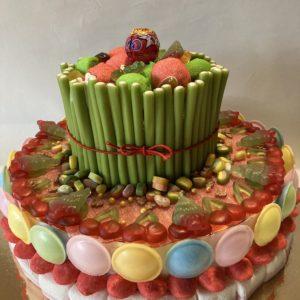 DUO taart