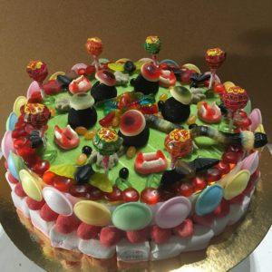 GRIEZEL taart